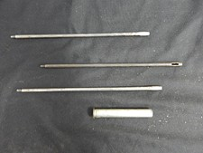 Krag Carbine & Rifle 3 Piece Cleaning Rods & Oiler