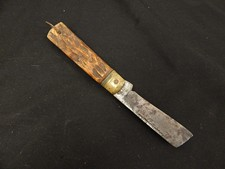 Japanese Pre 1900 Navy Folding Pocket Rope Knife
