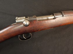 Chilean M-1895 Bolt Action Mauser Rifle OVS Marked