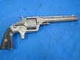 Plants Mfg Co Front Loading Army Revolver Iron