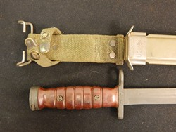Dutch M-1 Carbine Knife Bayonet
