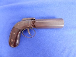 Allen & Thurber Grafton Pepperbox